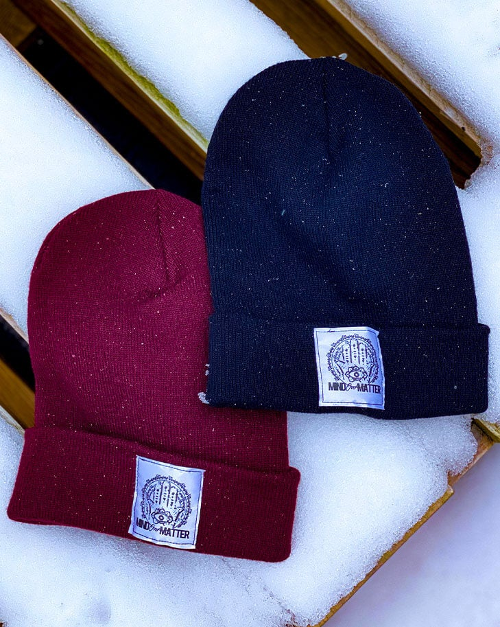 Image of Hamsa LONG BEANIE
