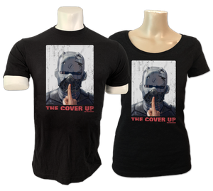 Image of The Cover Up T-shirt