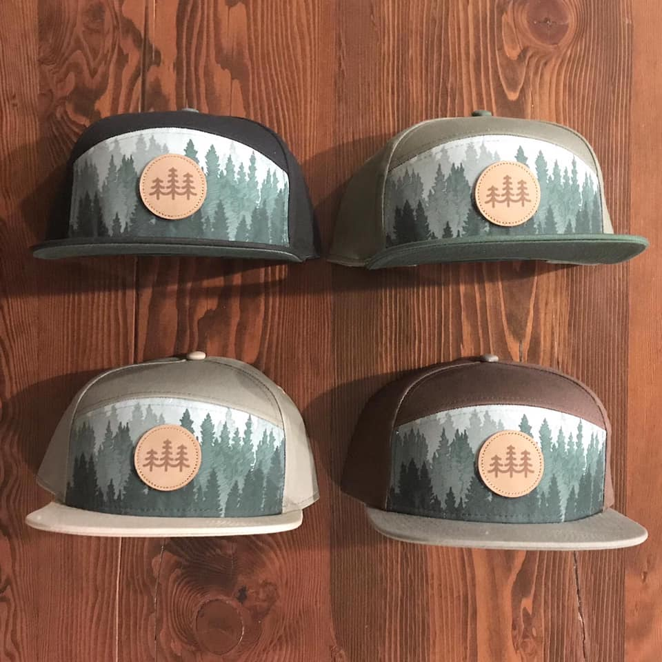 Image of Natural Series: Tree Hat