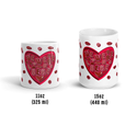Valentine's Day | White Mug