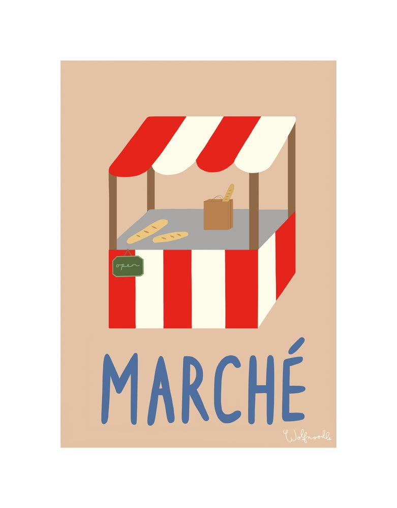 Image of Marché (new)