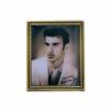 Frank Zappa - High School Photo Enamel Pin