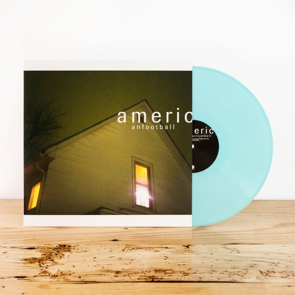 Image of American Football (Blue Smoke Vinyl)