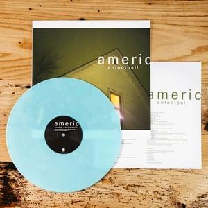Image of American Football (Clear w/ Blue Smoke Vinyl) [PRE-ORDER]