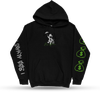 """Existence """"MONEY IS EVERTHING"""" Hoodie"""