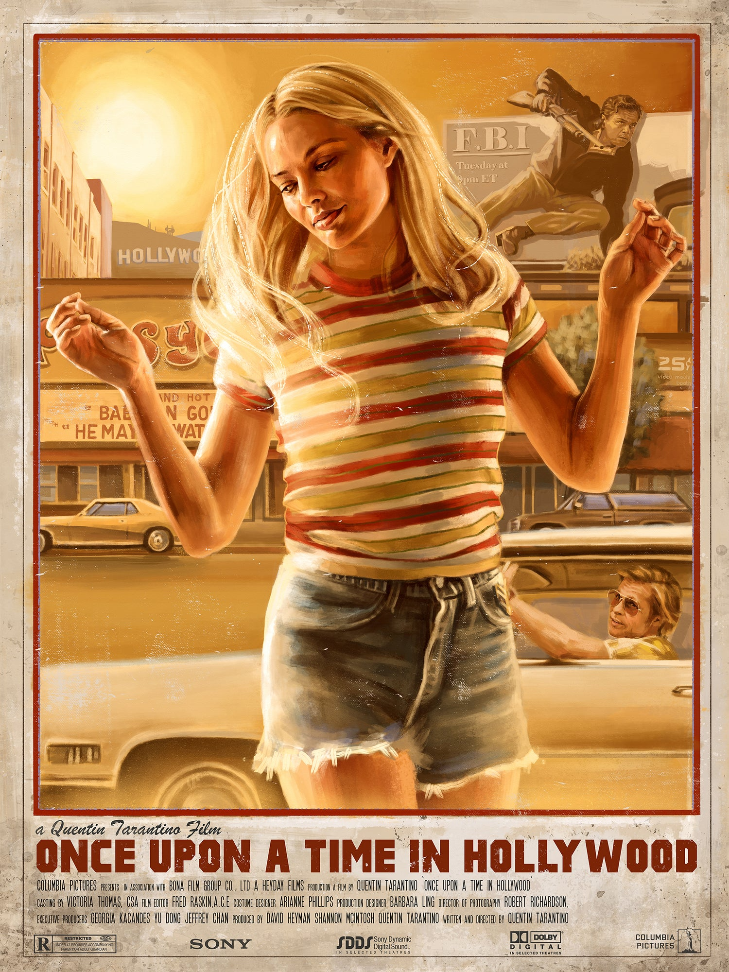 Image of Once Upon a Time in Hollywood
