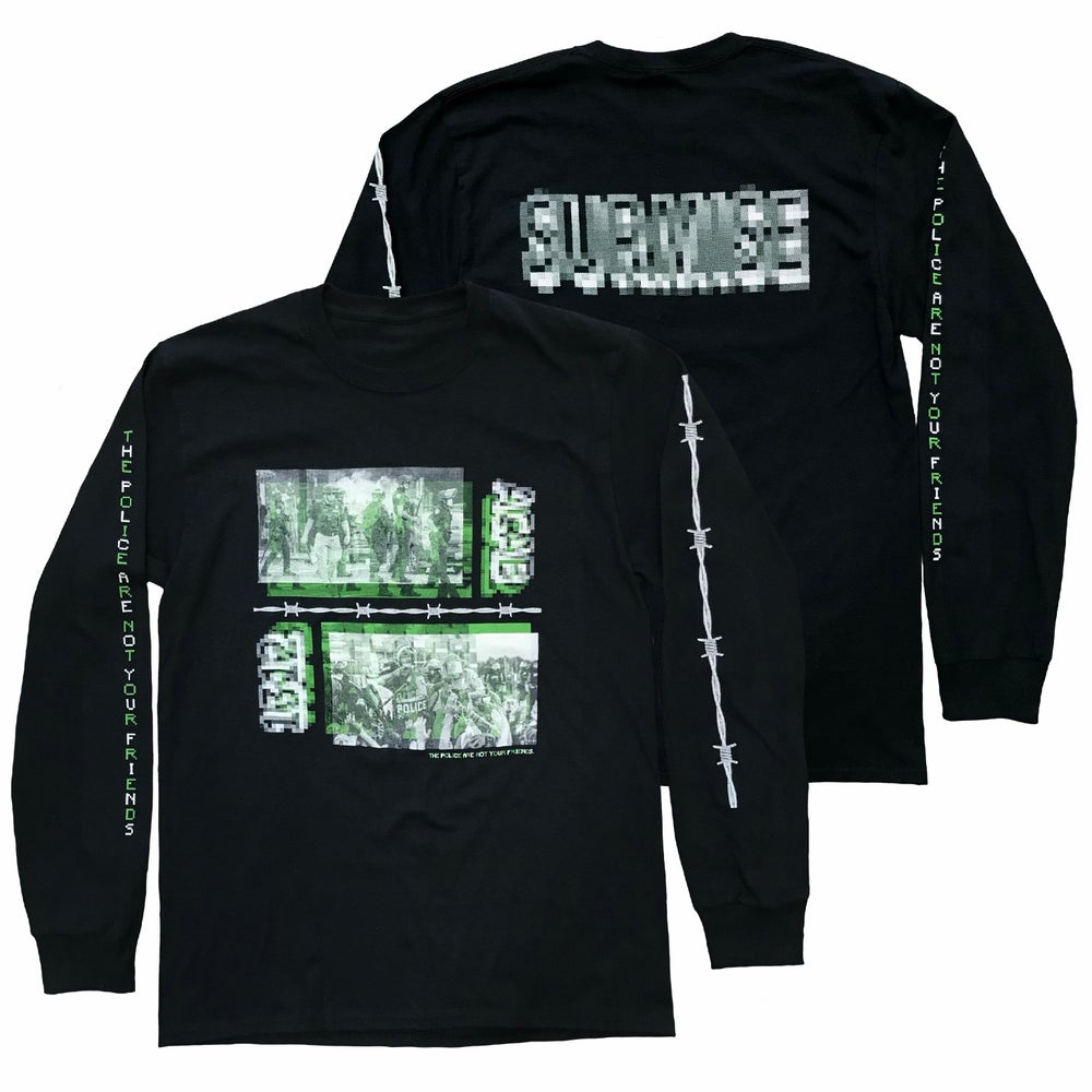 Image of TPANYF2021 Long Sleeve
