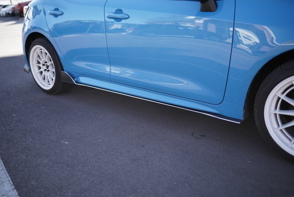 Image of 2019-2021 Toyota Corolla Hatchback Side Skirts