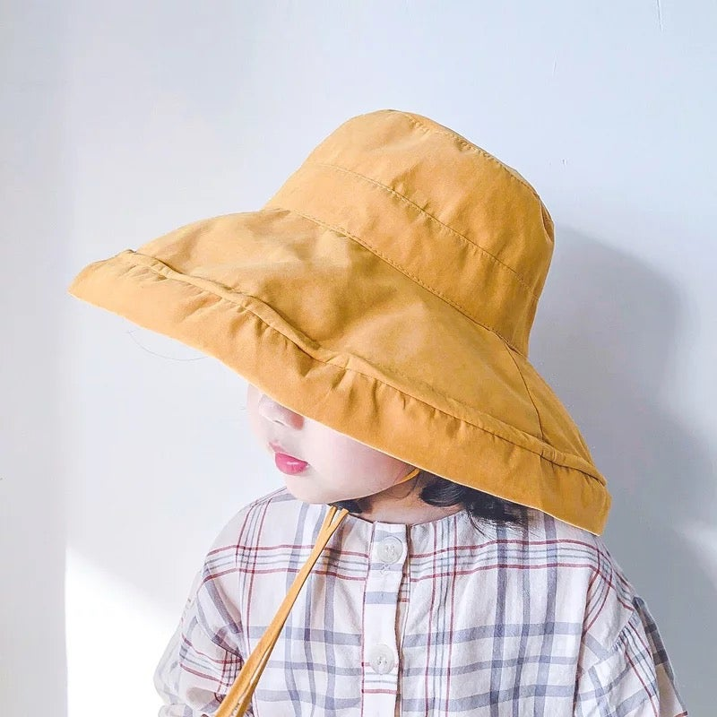 Image of Kiddo large bucket draw hat