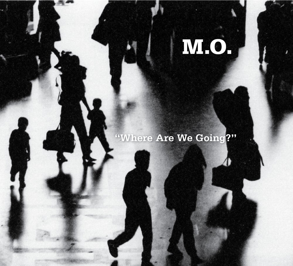 "B!091 M.O. ""Where Are We Going?"" CD (Mauthausen Orchestra)"