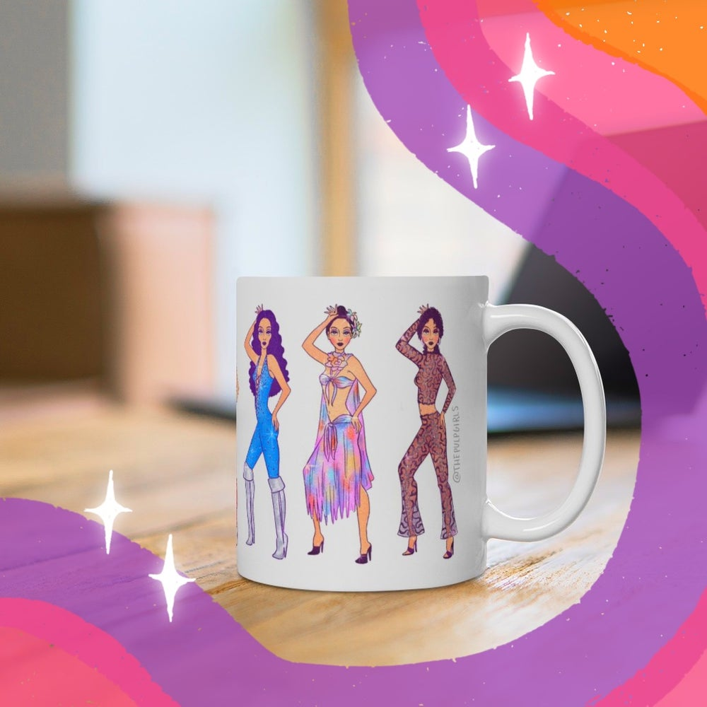 Image of CHER MUG