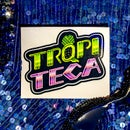 Image 1 of TRQPITECA LOGO STICKER