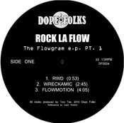 "Image of ROCK LA FLOW ""The Flowgram Pt.1""  ***SOLD OUT***"