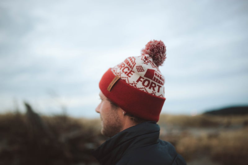 Image of Winter Pom Beanie