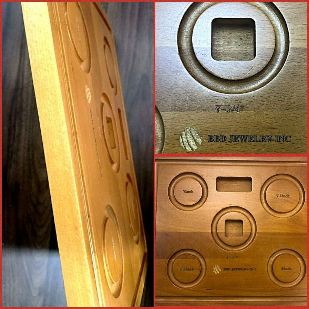 Image of Wooden bead board (Pre-Order price)