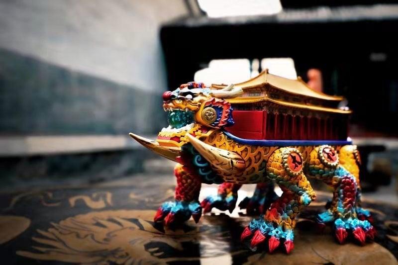 Image of 太和殿海覇龍 TaiHe Palace Hoi Ba Long