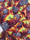 HOT LOG - Iron On Patch