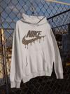 Nike x LV Drip Ash Hoodie