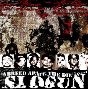 "Image of B!064 Slogun ""A Breed Apart""/""The Die Song"" CD"