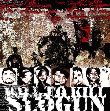 "B!062 Slogun ""Will To Kill"" CD"