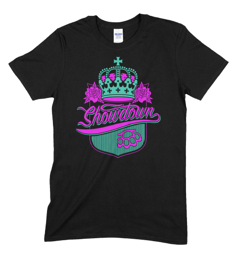 Showdown - Shield Tee (Black)