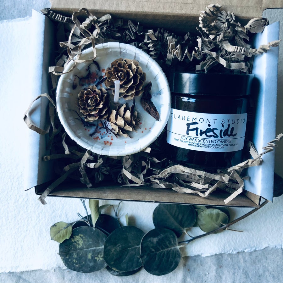 Image of Fireside - Small Gift Box
