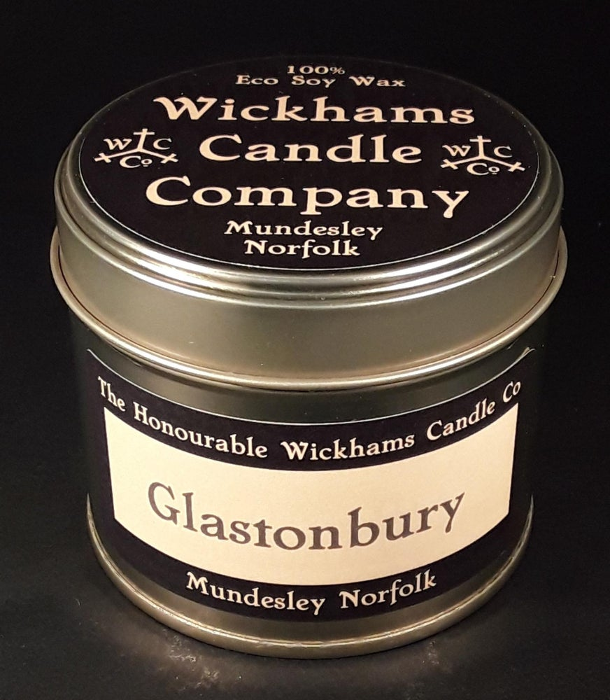 Image of Glastonbury: AKA Jasmine and Patchouli (Vegan/GM Free)