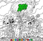 Image of ZOEBEAST Aduckolypse CD/TAPE NEW!!!