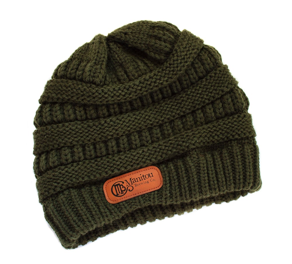 Image of MBC Cable Knit Winter Hat