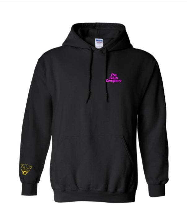 Image of Black Defeat the Odds Hoodie