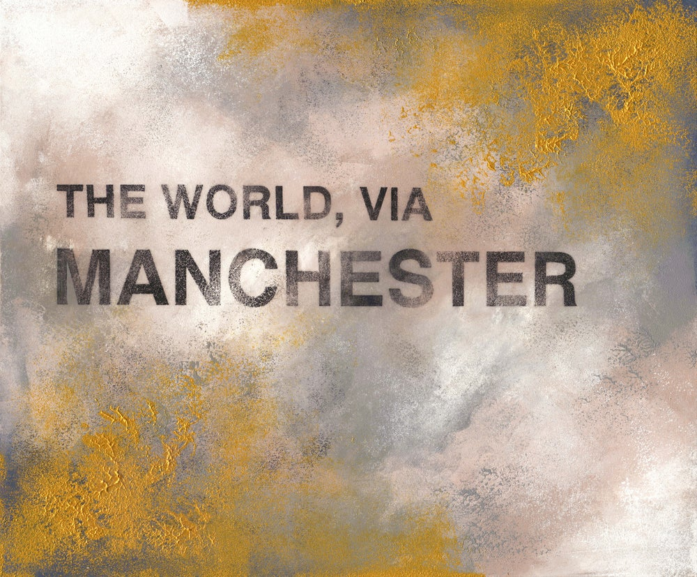 Image of Via Manchester (Limited Edition Print)