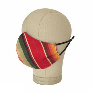 Image of FACE MASK - SERAPE STRIPE