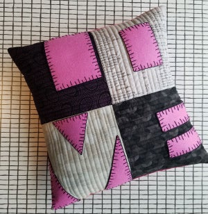 Image of Modern Wool: 12 Applique Projects to Get You Stitching