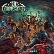 """Image of The Convalescence """"This Is Hell"""" CD"""