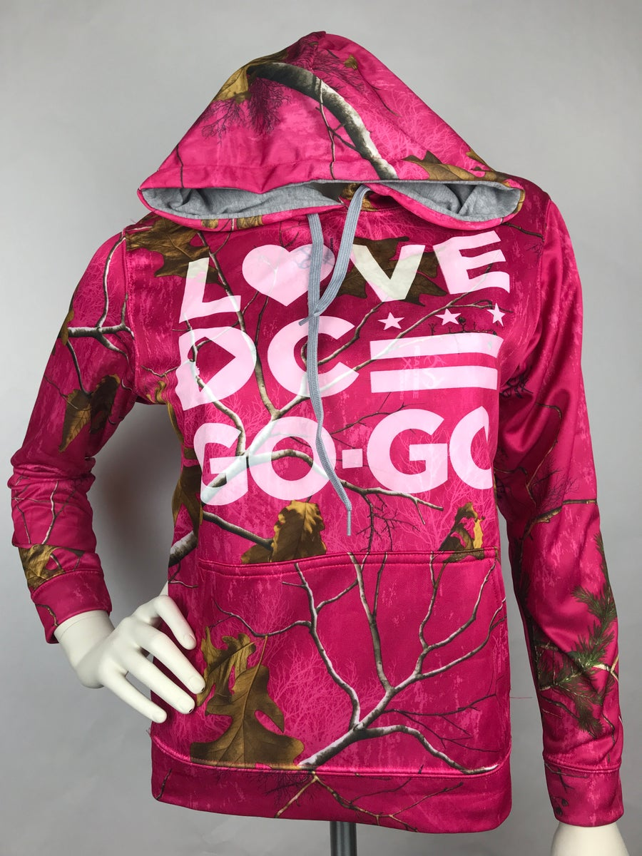 Image of LOVEDCGOGO Pink Tree