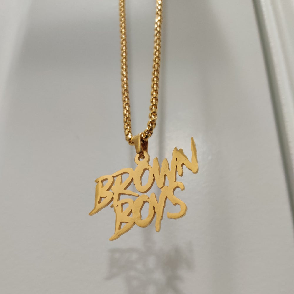 Image of GOLD CHAIN