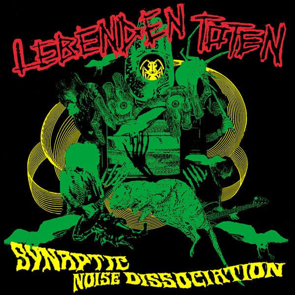 Image of LEBENDEN TOTEN - Synaptic Noise Dissociation LP