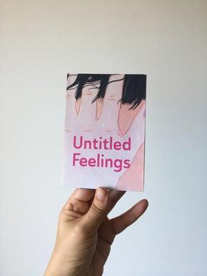 Untitled Feelings, Zine