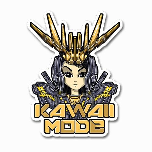 Image of Gundam Vampy Sticker