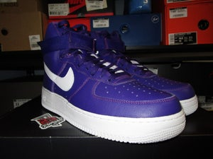 "Image of Air Force 1 High Retro ""Varsity Purple"""