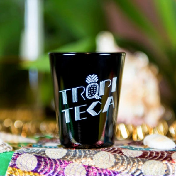 Image of TrQpiteca  Shot Glass
