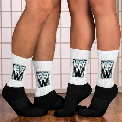 Image of WW Socks (Logo Variation #4)