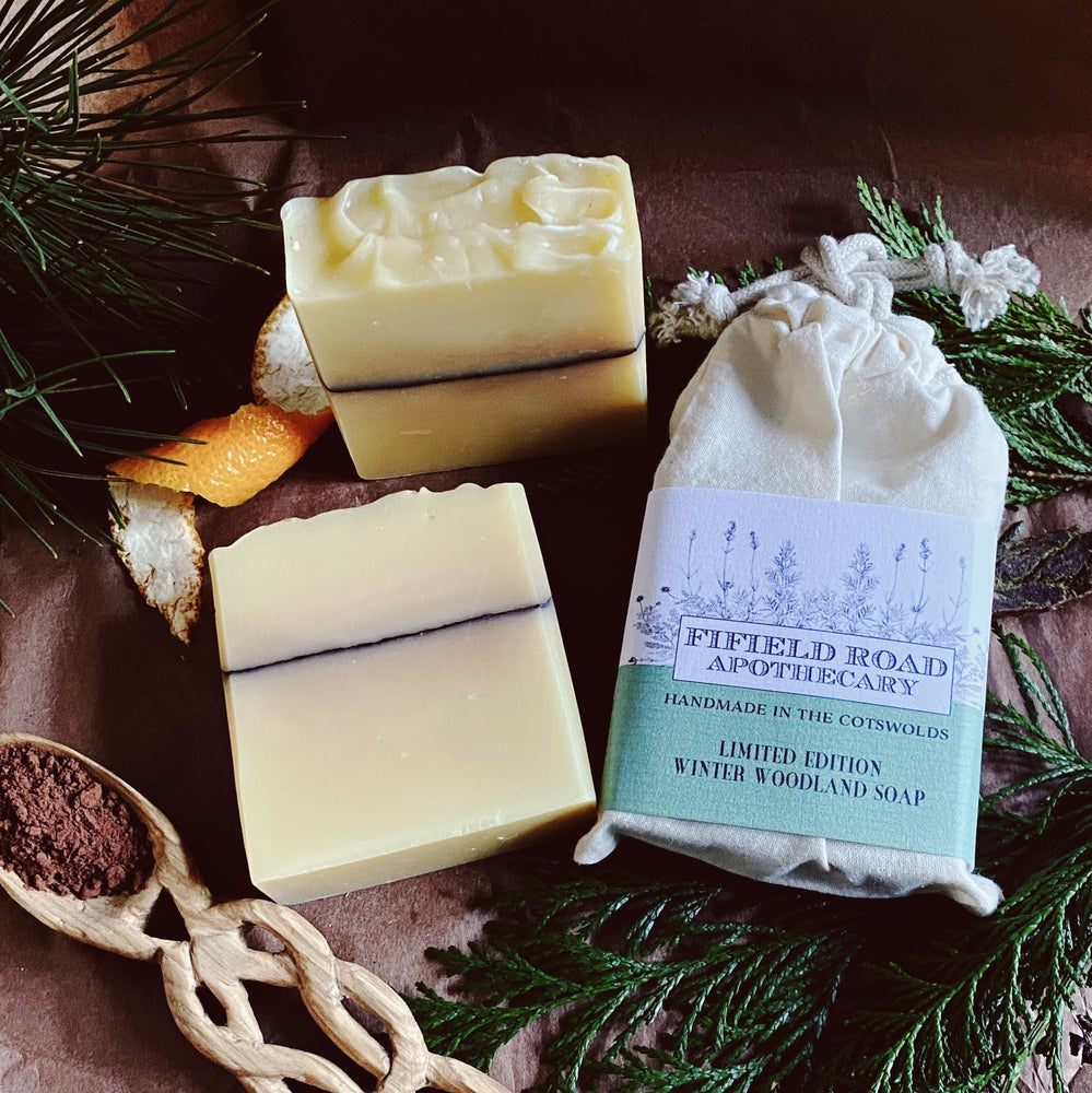 Image of Limited Edition Winter Woodland Soap