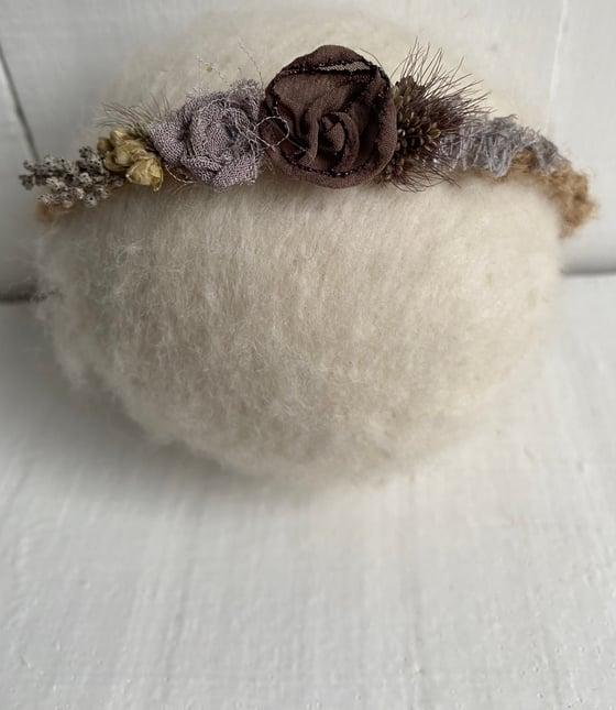 Image of Natural boho hairband