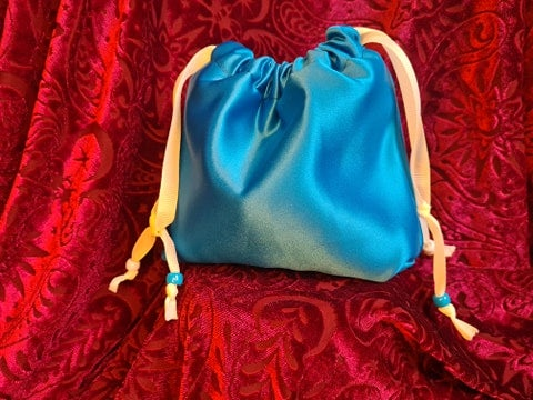 Image of Sapphire Baroness - Gerblin Adventurer's Bag