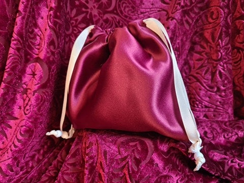 Image of Ruby Marchioness - Gerblin Adventurer's Bag