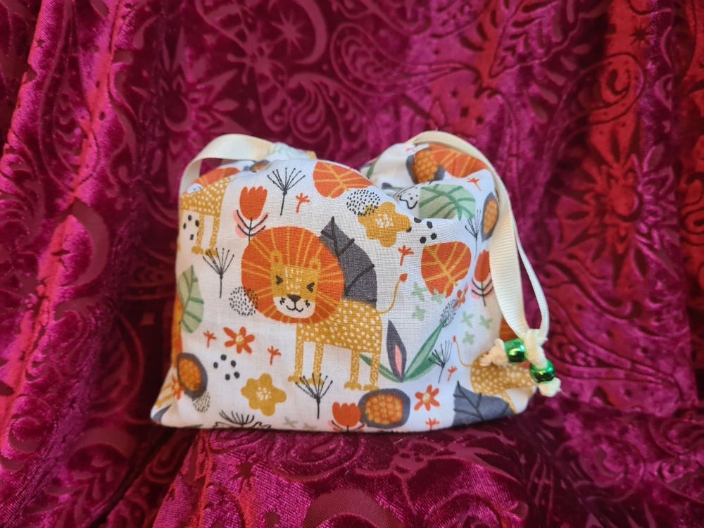 Image of In the Jungle - Gerblin Adventurer's Bag