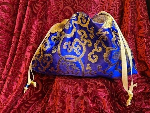 Image of Opulent Blue - Giant Adventurer's Bag
