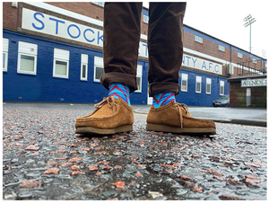 Image of 'STOCKPORT' SOCKS