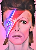 Limited Edition David Bowie Prints